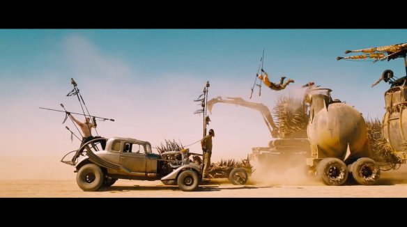 Mad max 4 Fury Road Screenshot