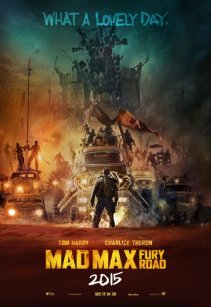 Mad Max Fury Road poster